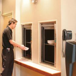 Elevators | Dumbwaiter for Hotels | Services elevators | KLEEMANN Elevator Manufacturer