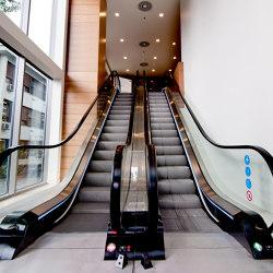 Escalators & Moving Walks | Escalators | Escalators | KLEEMANN Elevator Manufacturer