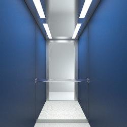 Cabins | Future T120 | Passenger elevators | KLEEMANN Elevator Manufacturer