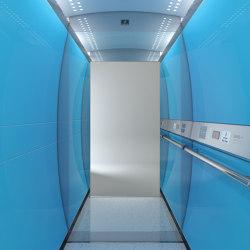 Cabins | Future T310 | Passenger elevators | KLEEMANN Elevator Manufacturer