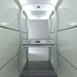 Cabins | Future T710 | Passenger elevators | KLEEMANN Elevator Manufacturer