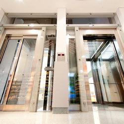 Elevators | HRS for Commercial & public Buildings & Hotels | Passenger elevators | KLEEMANN