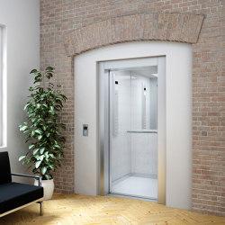Elevators | Maison100 E for Home Solutions | Passenger elevators | KLEEMANN