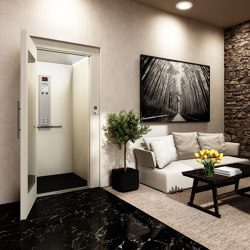 Elevators | Maison100 H for Home Solutions | Passenger elevators | KLEEMANN