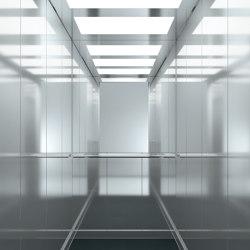 Cabins | Modern L310 | Passenger elevators | KLEEMANN Elevator Manufacturer