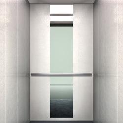 Cabins | Modern L320 | Passenger elevators | KLEEMANN Elevator Manufacturer