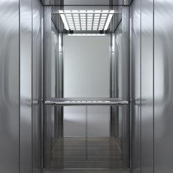 Cabins | Modern L530 | Passenger elevators | KLEEMANN Elevator Manufacturer