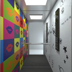 Cabins | TRENDS 2020-03 | Passenger elevators | KLEEMANN Elevator Manufacturer