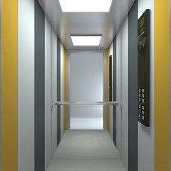 Cabins | TRENDS 2020-04 | Passenger elevators | KLEEMANN Elevator Manufacturer