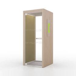 TP4 Custom | Telephone booths | Boss Design