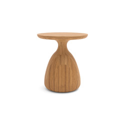 Tsuki side table ⌀40 - Outdoor Sidetable | Side tables | Manutti
