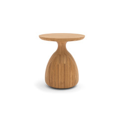 Tsuki side table ⌀35 - Outdoor Sidetable | Side tables | Manutti