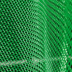alphamesh 12.0 RAL6001 emerald green | Mallas metálicas | alphamesh