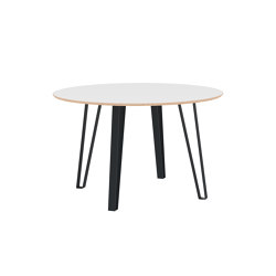Round dining table VISTA | Dining tables | Radis Furniture
