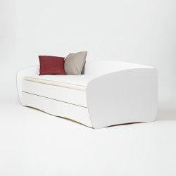 Bed SOFFI with drawers | Sofas | Radis Furniture