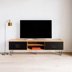 Porta TV NOBLE 200cm   Credenze multimediali   Radis Furniture
