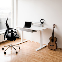 Height-adjustable desk VISTA | Desks | Radis Furniture