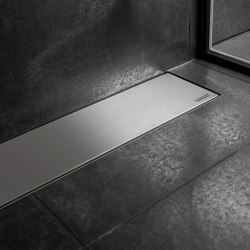 Vieser Line | Core Stainless Steel | Linear drains | VIESER