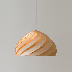 Nautilus lamp | Suspended lights | Jaanus Orgusaar