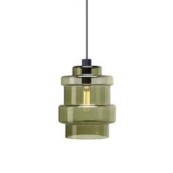 Axle, antique green, medium   Suspended lights   Hollands Licht