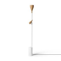 Timber Floor | Free-standing lights | Hollands Licht