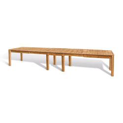 Oxnö Extendable Table Xl | Dining tables | Skargaarden