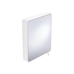 Adjustable mirror | Bath mirrors | HEWI