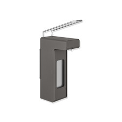 Disinfectant or soap dispenser | Dosificadores de jabón | HEWI