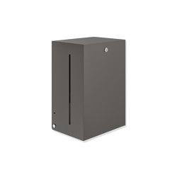 Electronic paper roll dispenser | Portarotolo | HEWI