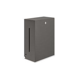 Paper towel dispenser | Portasalviette | HEWI