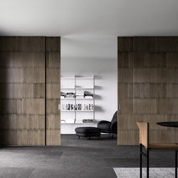 Materica Sliding Inside The Wall | Internal doors | ADL