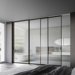 Mitica Sliding With Drag | Internal doors | ADL