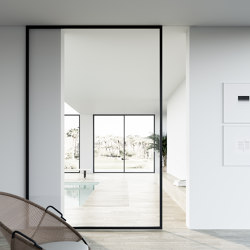 Quadra Sliding | Internal doors | ADL