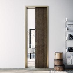 Tesa Sliding Inside The Wall | Internal doors | ADL