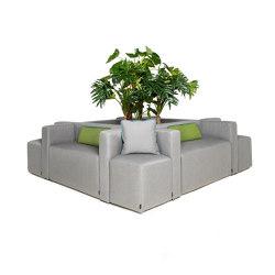 Seating islands | Seating