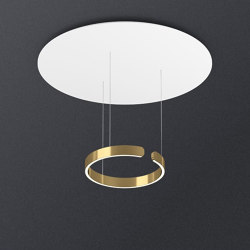 Mito sospeso acoustic | Suspended lights | Occhio