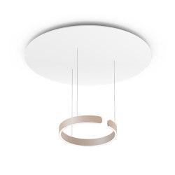 Mito sospeso acoustic | Suspended lights | Occhio