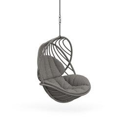 KIDA Hanging Lounge Chair | Armchairs | DEDON