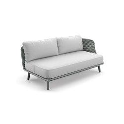 MBARQ Left Module | Sofas | DEDON
