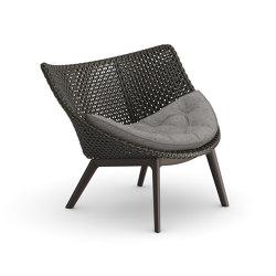 MBRACE Lounge chair   Armchairs   DEDON