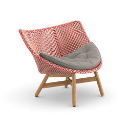 MBRACE Lounge chair | Armchairs | DEDON