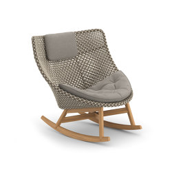 MBRACE Rocking chair | Armchairs | DEDON