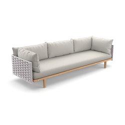 SEALINE 3-Seater | Canapés | DEDON