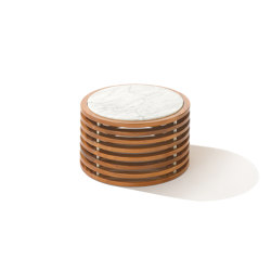 Seóra | Brera Side Table | Mesas auxiliares | Seóra