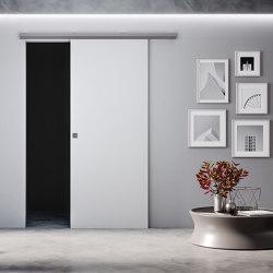 BINAIR external wall track | Internal doors | Ermetika