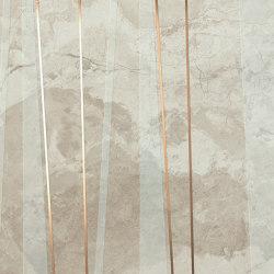 Kamu White Metal Inserto 45X90 | Carrelage céramique | Fap Ceramiche