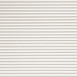 Lumina Sand Art Stripes White Extra Matt 50X120 | Ceramic tiles | Fap Ceramiche