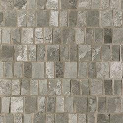 Sheer Camou Grey Bar Mosaico 30,5X30,5 | Carrelage céramique | Fap Ceramiche
