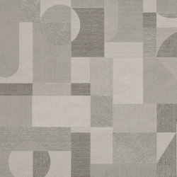 Sheer Pattern Grey Inserto 80X160 | Ceramic tiles | Fap Ceramiche