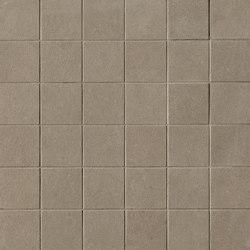 Sheer Taupe Gres Macromosaico 30X30 | Ceramic tiles | Fap Ceramiche